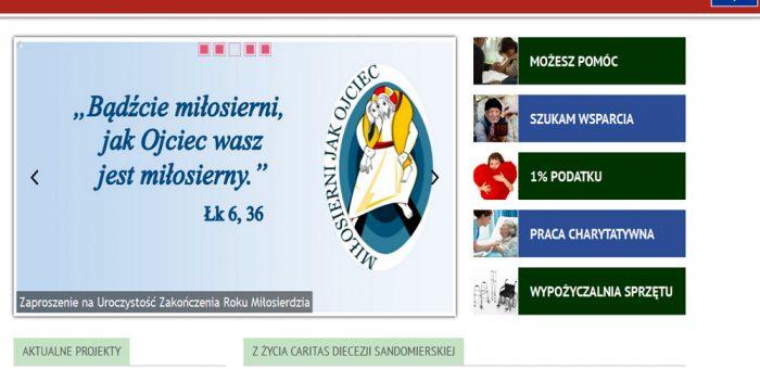 www.sandomierz.caritas.pl