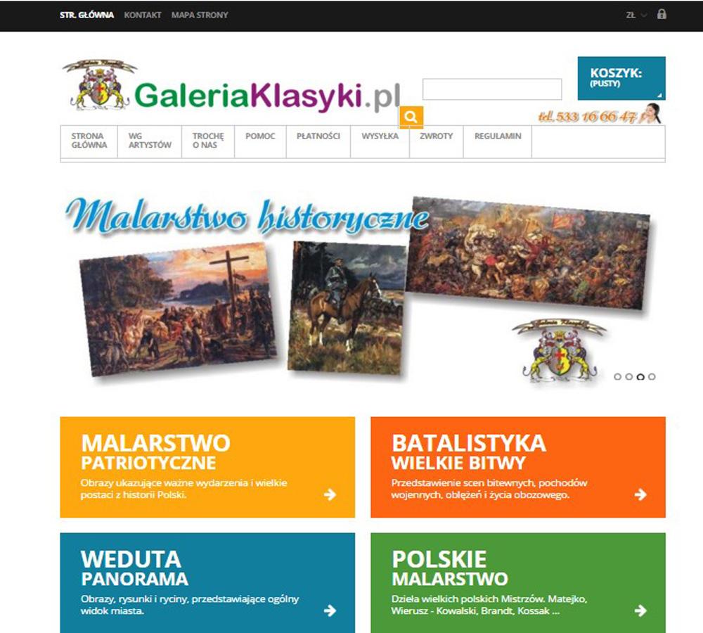 www.galeriaklasyki.pl
